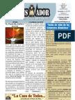"""2012-03-03 """"El CONQUISTADOR"""", una publicación de la LA CASA DE TODOS"""