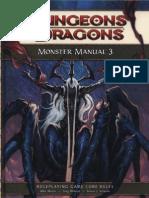 Monster Manual 3