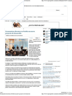 02-03-12 Economistas Discuten en Puebla Un Nuevo Proyecto de Desarrollo - Aqui Es Puebla