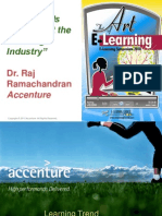 Raj Ramachandran - Accenture Learning Trend - Deep Specialization and Academies