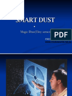 Smart Dust Final ppt