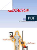 Red Taction ppt free download