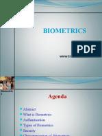 Bio Metrics ppt