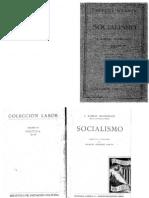 Ramsay Macdonald - Socialismo