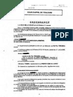 CA Toulouse 22  février 2012 confirmation maintien rétention en
