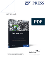 BEx Tools 2nd Edition SAP PRESS Sample Chapter