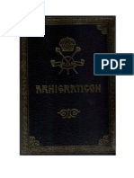 Arhieraticon