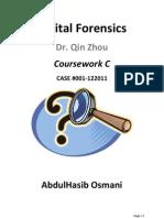 Coursework C