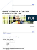 Meeting the Demands of the Smarter Consumer