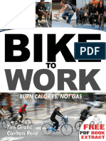 Bike to Work Book 45 Pages