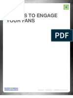 Top Ten Ways to Engage People on Facebook