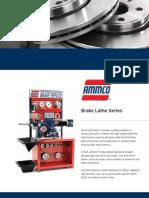 Ammco Brake Lathe Series 941046