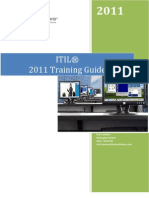 ItSM Solutions ITIL V3 Training Reference Guide - January 2012-Final