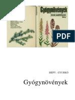 Gyógynövények - Búvár zsebkönyvek