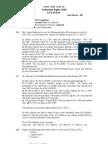 Univ. Ques.part Time Sem III Taxation 2002 - 2010