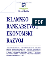 Islamsko Bankarstvo i Ekonomski Razvoj