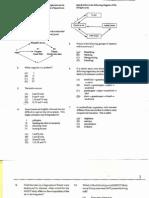 Biology Mutiple Choice 2006