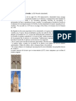 Alminar La Giralda de Sevilla
