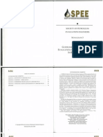 SPEE Guidelines for the Practical Evaluation of Undeveloped Reserves in Resource Plays
