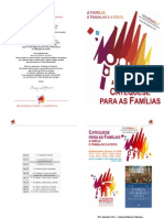 Catequeses Familias 2012 Booklet