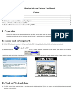 Software Platform User Manual 110218