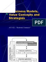 Acc622 Slides Module 2 Business Models Value Concepts Strategies 2009
