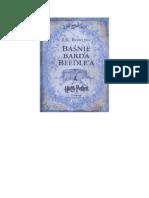 J. K. Rowling - Baśnie Barda Beedle'a