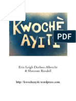 Liv Pou Kwoche Ayiti