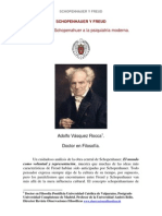 APORTES DE SCHOPENAHUER A LA PSIQUIATRÍA MODERNA _THEORIA _ ADOLFO VÁSQUEZ ROCCA DR. EN FILOSOFÍA