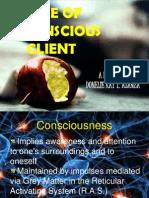 Care of Unconscious Client