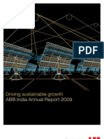 ABB India Annual Report 2009