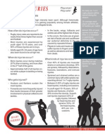 Rugby Fact Sheet