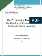 Essay Plan - Corporate Governance
