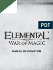 Manuel Elemental War of Magics