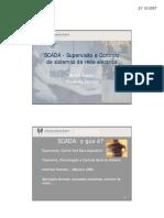 SCADA - Supervisão e Controlo de Subestações da
