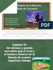 Don Quijote de La Mancha Capitulo 6 -12 Doris Garcia