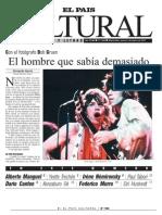 Entrevista Bob Gruen El Pais, Uruguay