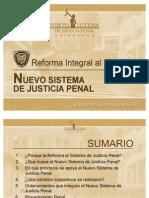 Nuevo Sistema Penal
