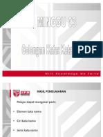 MINGGU 3BBM3203