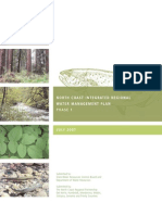 North Coast Integrated Regional Water Management Plan, July 2007