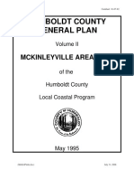 McKinleyville Area Plan as Part of the Humboldt Local Coastal Program, Volume 2