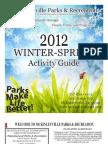 2012 Winter-Spring Activity Guide - McKinleyville Community Services District