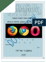 Fungsi-fungsi Menu Bar Pada Opera, Google Chrome, Dan Ie