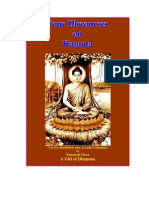 Four Discourses on Kamma