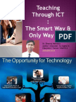 Teaching Smart Through ICT