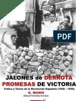 Jalones de Derrota Promesas de Victoria- Grandizo Munis