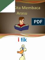 Mari Kita Membaca Arasu