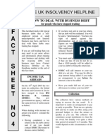 debt advice - how_to_deal_with_business_debt
