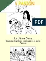 La Semana Santa en dibujos