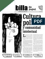 La Jiribilla de Papel, nº 045, abril 2005